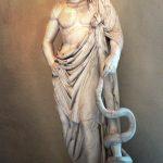 Asclepio o Esculapio, dios de la medicina